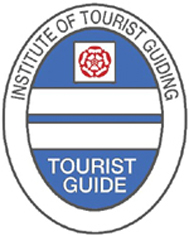 the blue badge guiding qualification