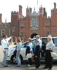 Private guided tour of Hampton Court Palace