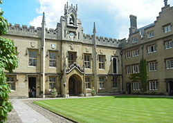 Sydney Sussex College, Cambridge