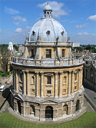 Radcliffe Camera - Oxford