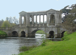 Palladian Bridge at Wilton House